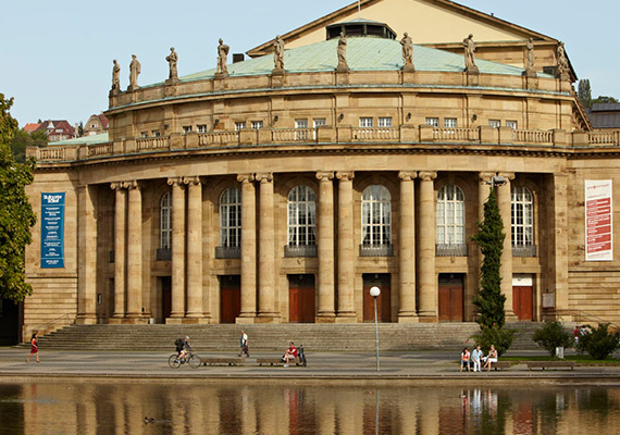 "Not only Opera, but also State Theater and the legendary Stuttgart Ballet give us international reputation. Many times we got the title of the Opera of the Year, last year the title of ""Capital of Culture"" in Germany and the Stuttgart Ballet, not only to refer to John Cranko, Marcia Haydée and Reid Anderson and his ""Companie""."